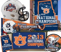 Auburn Tigers 2013 Natl Champs Phantom Merch
