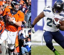 Broncos Seahawks Super Bowl XLVIII Matchup