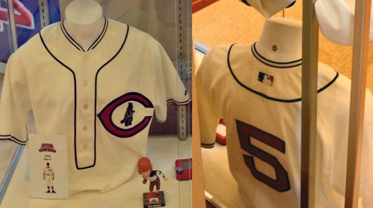 official photos ab30c d3019 Chicago Cubs 1929 Throwback Jersey – 2014 | Chris Creamer's ...