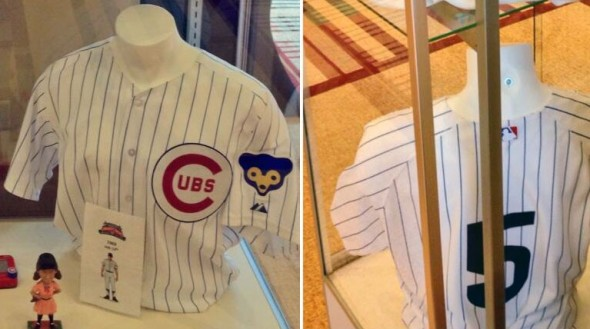 Chicago Cubs 1969 Throwback Jersey - 2014