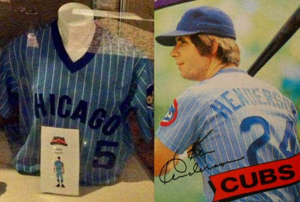 Chicago Cubs 1978 Throwback Jersey - 2014