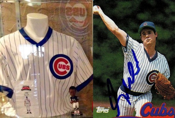 Chicago Cubs 1988 throwback Jersey - 2014