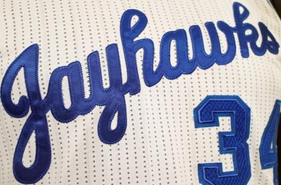 Kansas Jayhawks Unveil Alternate Uniforms For This & Next Season