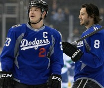 LA Kings Dodgers Jerseys 2014