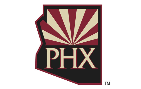 This logo, which has been worn on the Coyotes shoulder since 2003, will be replaced as part of the name change