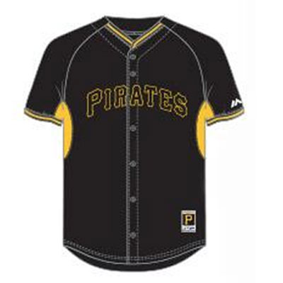 Pittsburgh Pirates 2014 MLB BP Jersey