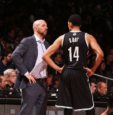 Shaun Livingston S Dot Brooklyn Nets Jersey 2014
