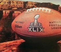 Super Bowl XLIX Logo Unveiled