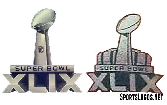 Super Bowl XLIX Logos