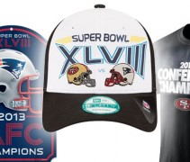 Super Bowl XLVII Phantom Merch