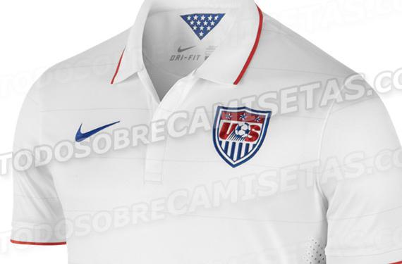 US Soccer new jerseys kits new logo royal blue usa football
