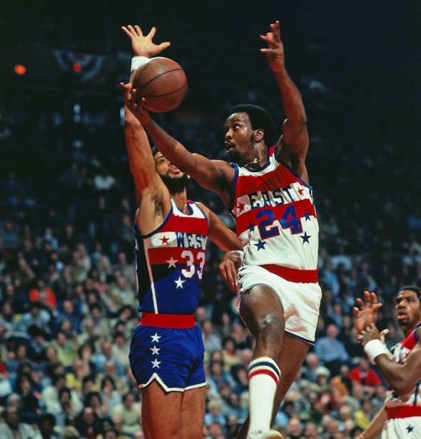 1981 NBA All-Star Game Uniforms