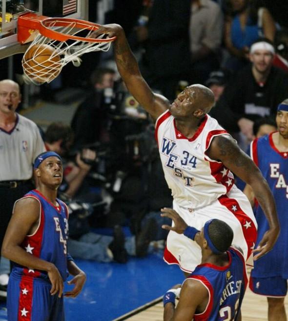 2004 NBA All-Star Game Uniforms