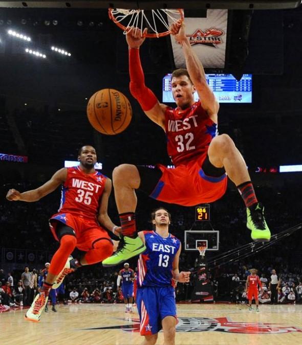 2013 NBA All-Star Game Uniforms