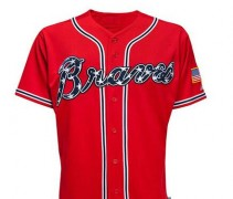 Atlanta Braves New Uniform 2014