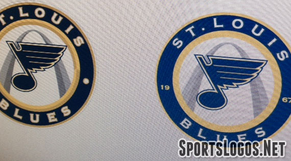 Blues New Logo Screenshot