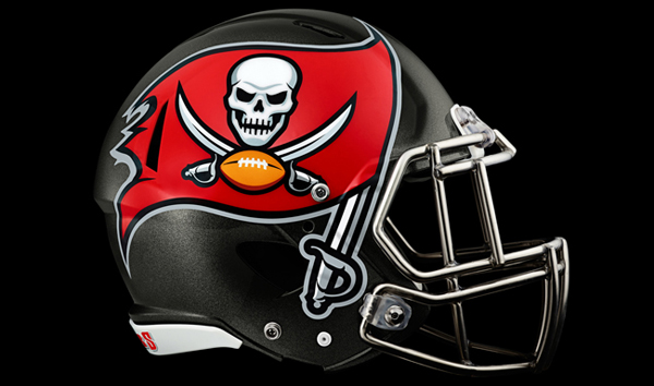 Bucs new helmet