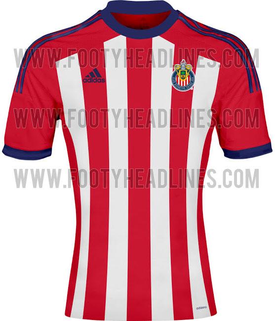 quality design ccf04 2687b Chivas USA New Primary Jersey Leaked | Chris Creamer's ...