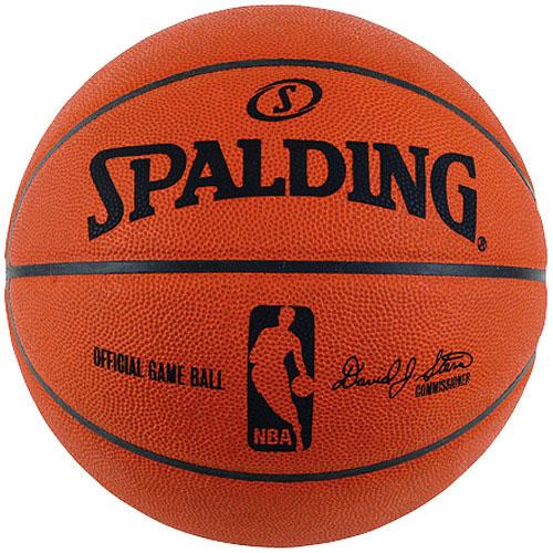 David J. Stern's signature has appeared on NBA game basketballs since the 1984 season