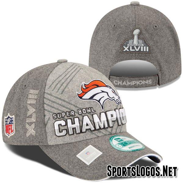 57c61521 Denver Broncos Super Bowl XLVIII Champs Cap | Chris Creamer's ...
