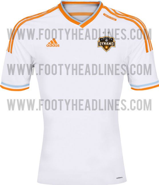 Houston Dynamo New Secondary Jersey Leaked | Chris Creamer's
