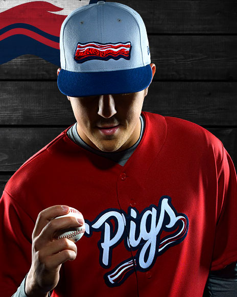 IronPigs Bacon Jersey