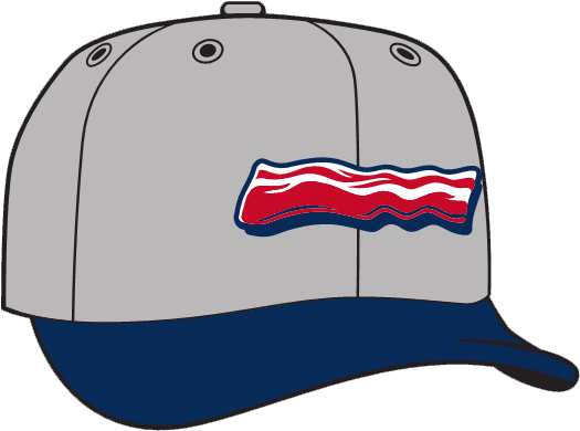 LV IronPigs Bacon Cap 2014