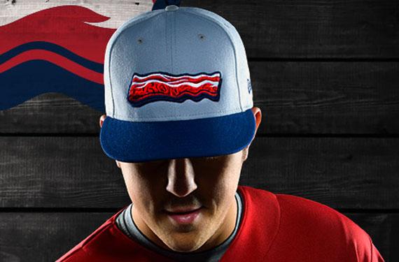 Phillies Farm Team Unveils Bacon-Themed Uniforms
