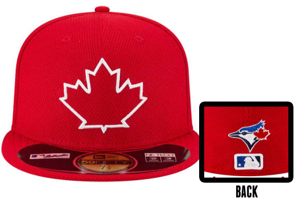 New Blue Jays BP Cap 2014