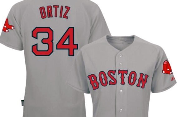 New Boston Red Sox Road Jersey 2014