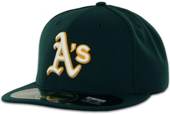 New Oakland Alternate Cap 2014