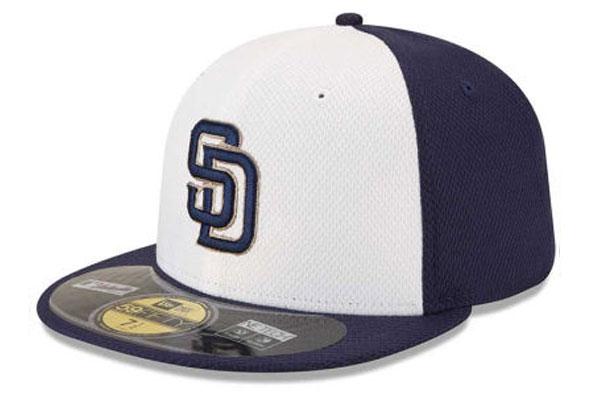 New Padres BP Cap 2014
