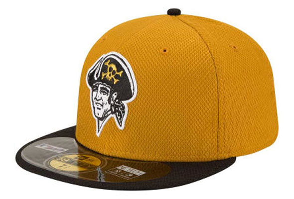 New Pirates BP Cap 2014