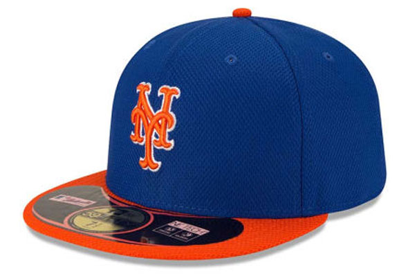 New York Mets BP Cap 2014