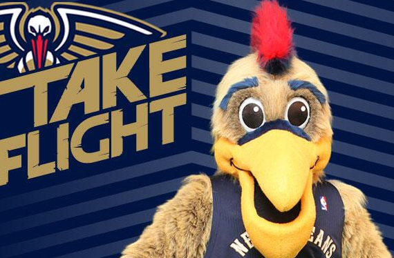 Pierre The Pelican Returns with Friendlier, Less Terrifying Look