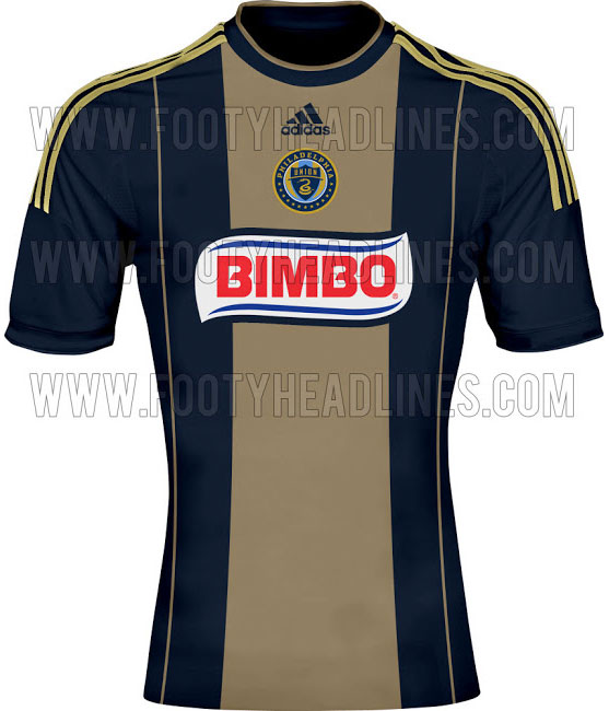 premium selection 23083 cadb5 Philadelphia Union New Primary Jersey Leaked | Chris ...