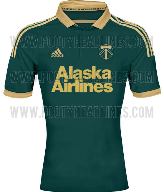 separation shoes 44ea3 66621 Portland Timbers New Third Jersey Leaked | Chris Creamer's ...
