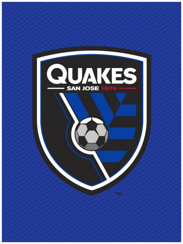 San Jose Earthquakes New Logo