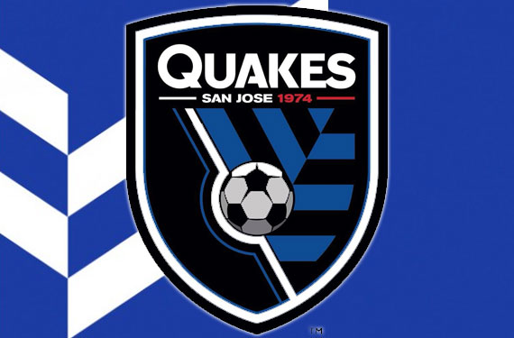 San Jose Earthquakes Logo 2014