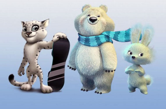 A brief history of terrifying and wonderful Winter Olympic mascots