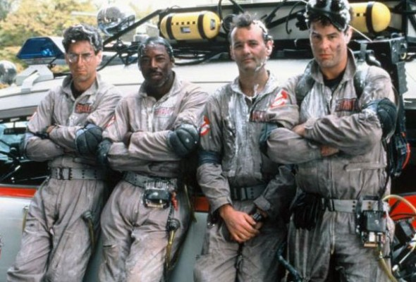 The Mud Hens jersey is based off of the uniforms worn by the Ghostbusters in the films
