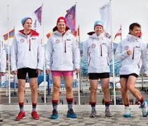 Norwegian Curling Team No Pants 2014 Olympics