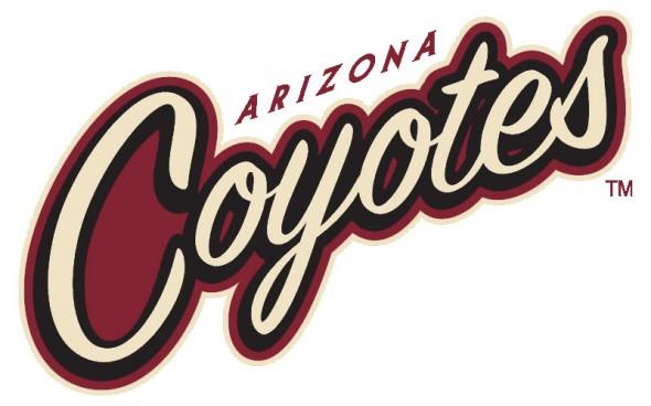 Arizona Coyotes Wordmark
