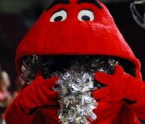 Big Red WKU Mascot