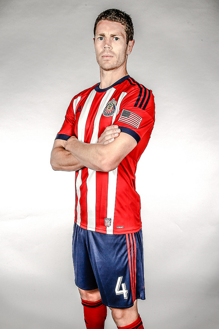 Chivas USA New Uniform 2014