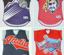 MLB Turn Ahead the Clock Jerseys 1999