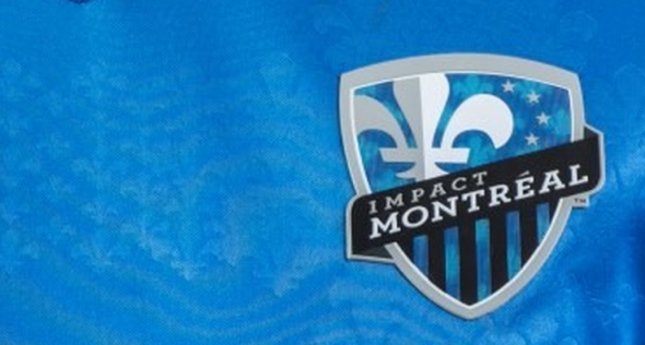Montreal Impact Jersey Sublimation Detail