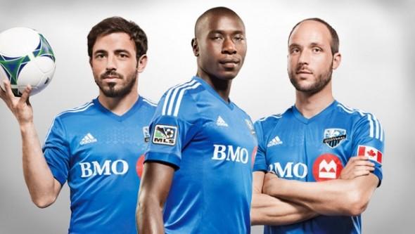 Montreal Impact New Uniform 2014