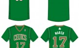 NBA St Patricks Day Jerseys 2014
