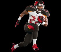 New Tampa Bay Buccaneers Uniform